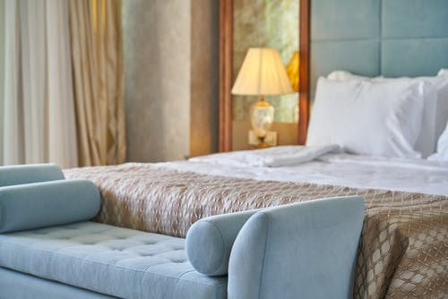 Bring the 5-Star Hotel Vibes into Your Bedroom with These Decorating Tips